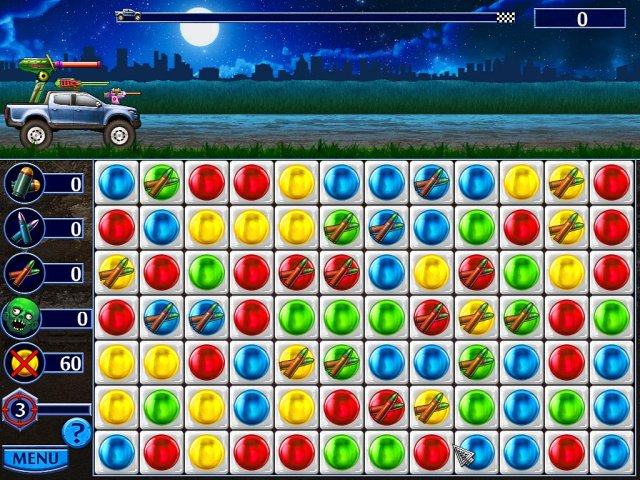 crazy balls screenshot1 Безумные шары