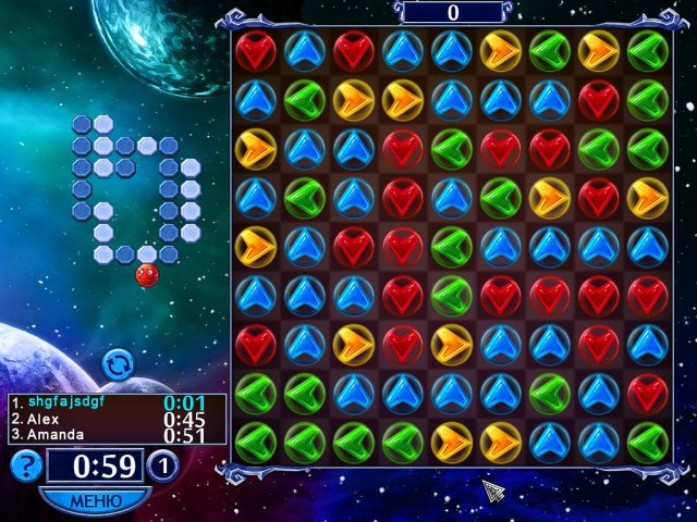 crazy balls screenshot6 Безумные шары