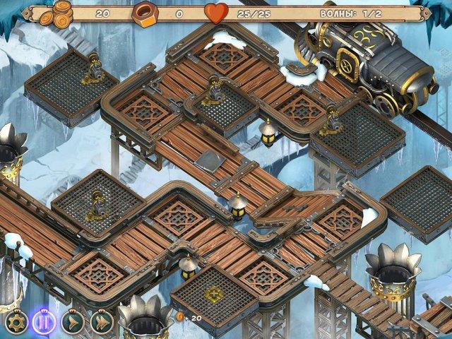 iron heart steam tower screenshot0 Железное сердце. Паровые башни