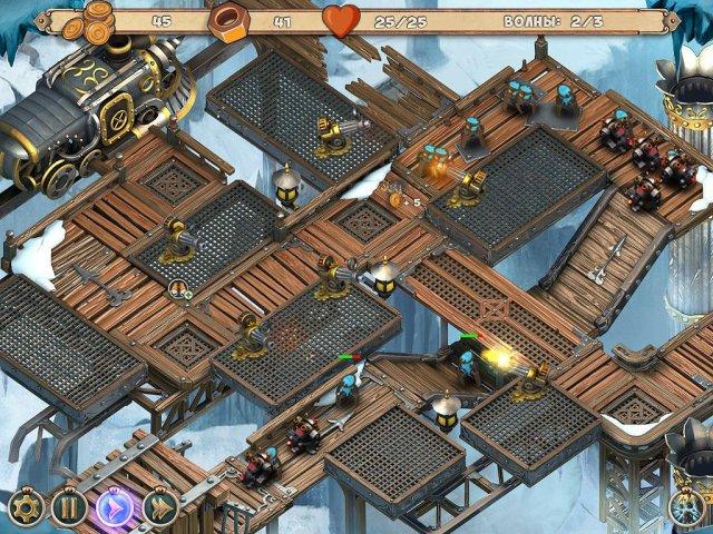 iron heart steam tower screenshot2 Железное сердце. Паровые башни