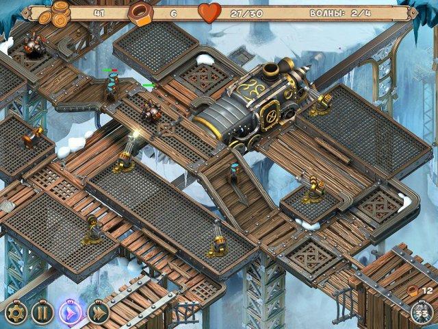 iron heart steam tower screenshot3 Железное сердце. Паровые башни