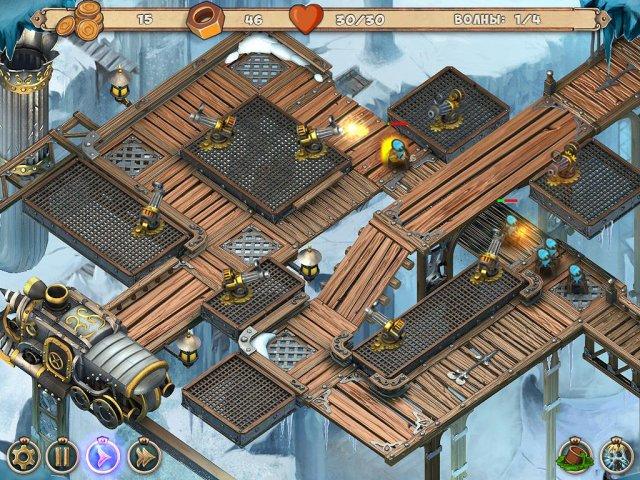 iron heart steam tower screenshot5 Железное сердце. Паровые башни
