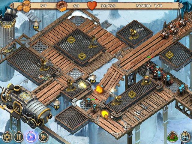 iron heart steam tower screenshot6 Железное сердце. Паровые башни