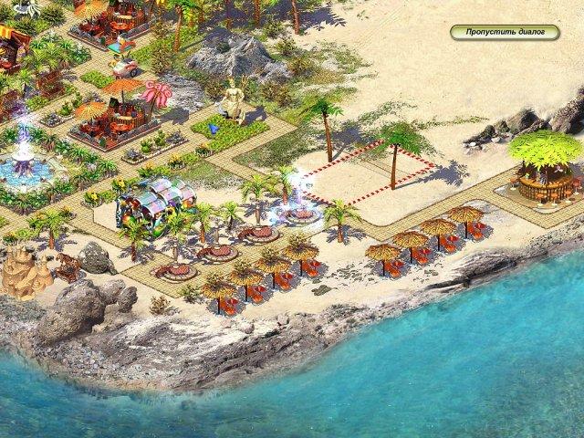 paradise beach screenshot0 Пляжный рай