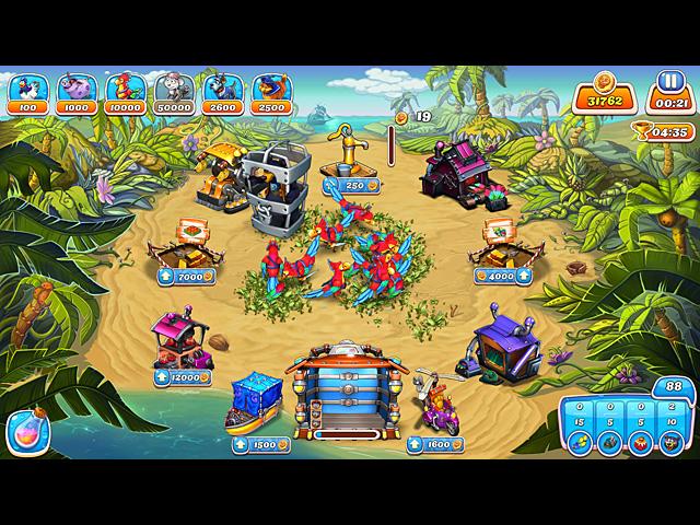 farm frenzy heave ho screenshot3 Веселая ферма. Все на борт!