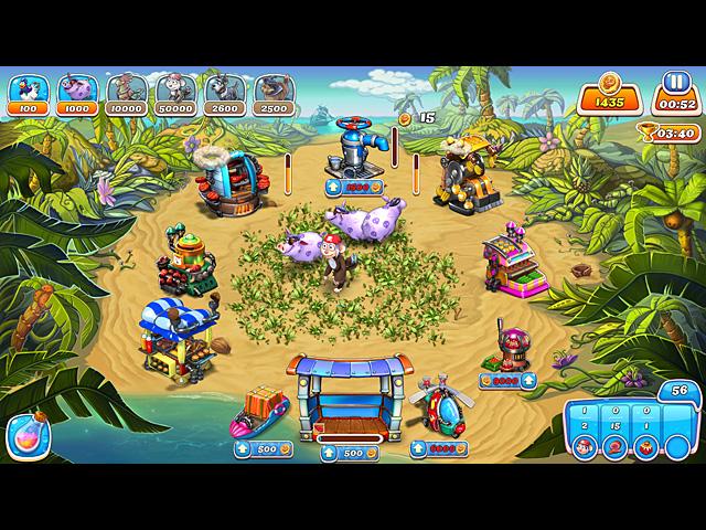 farm frenzy heave ho screenshot6 Веселая ферма. Все на борт!