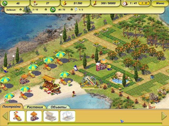 paradise beach 2 screenshot2 Пляжный рай 2. Вокруг света