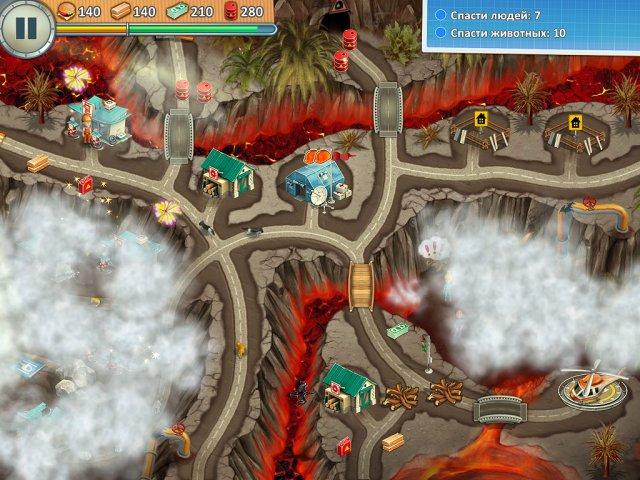 rescue team 5 screenshot1 Отважные спасатели 5