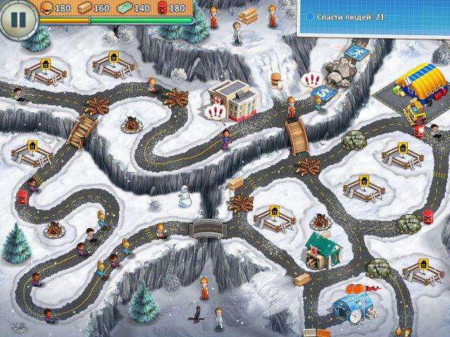rescue team 5 screenshot2 Отважные спасатели 5
