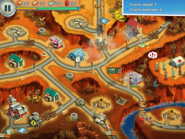 rescue team 5 screenshot3 Отважные спасатели 5