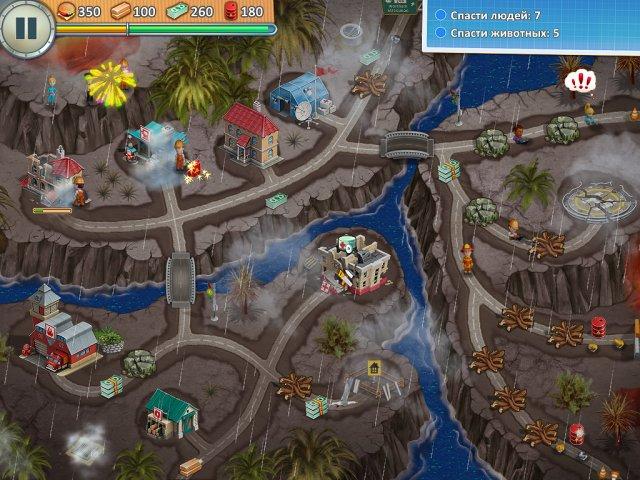 rescue team 5 screenshot5 Отважные спасатели 5