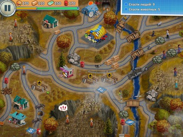 rescue team 5 screenshot6 Отважные спасатели 5