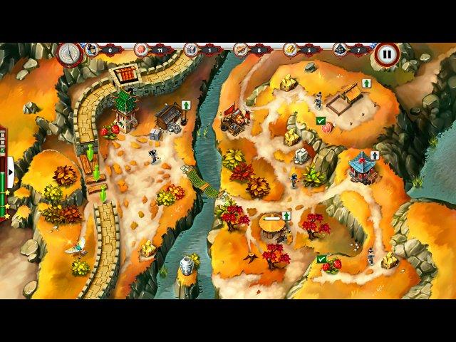 building the great wall of china 2 collectors edition screenshot2 Строительство Великой Китайской стены 2. Коллекционное издание