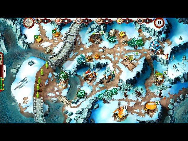 building the great wall of china 2 collectors edition screenshot3 Строительство Великой Китайской стены 2. Коллекционное издание