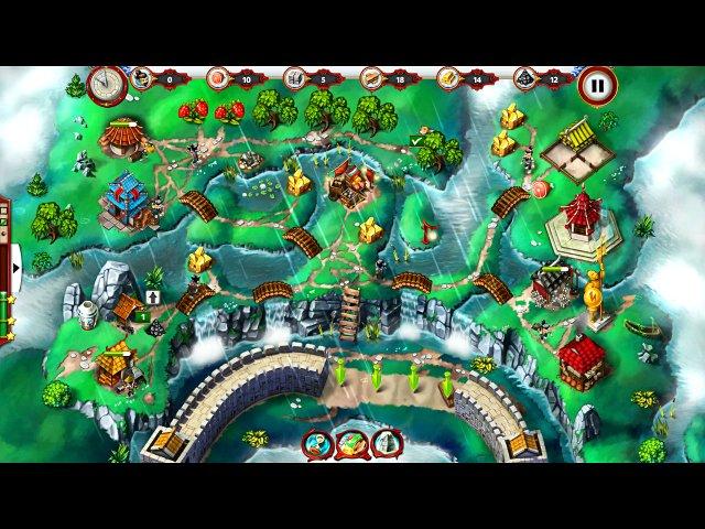 building the great wall of china 2 collectors edition screenshot4 Строительство Великой Китайской стены 2. Коллекционное издание