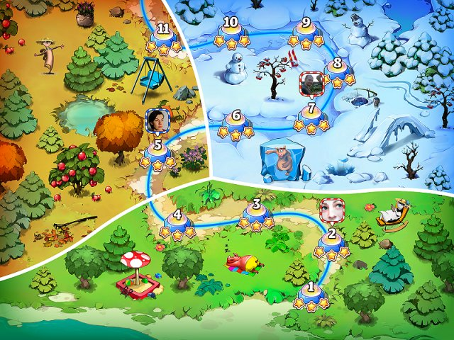 farm frenzy inc 2 screenshot1 Веселая ферма. Остров безумного медведя