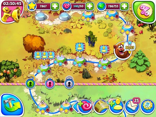 farm frenzy inc 2 screenshot3 Веселая ферма. Остров безумного медведя