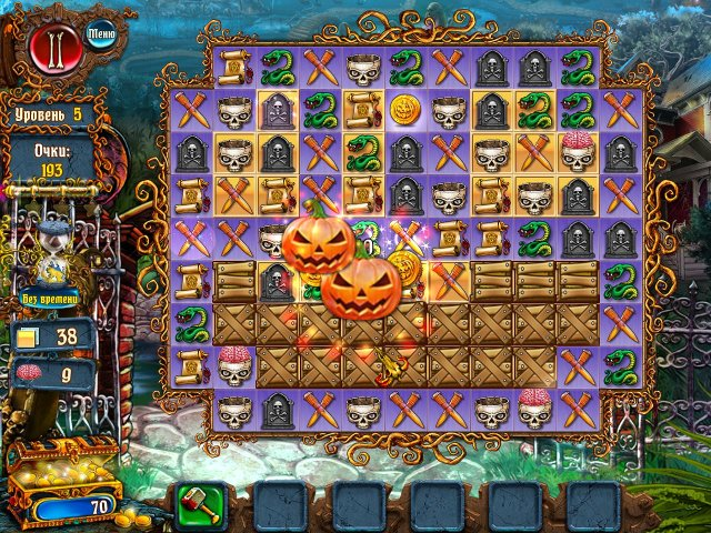save halloween city of witches screenshot4 Спасите Хэллоуин. Город ведьм