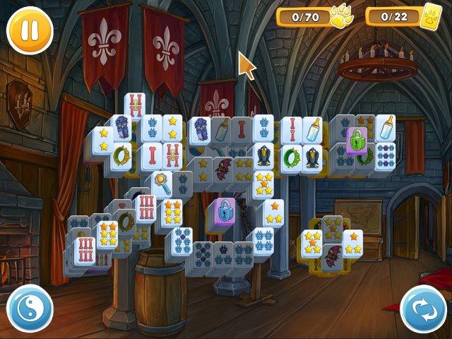 mahjong wolfs stories screenshot2 Маджонг. Волчьи истории