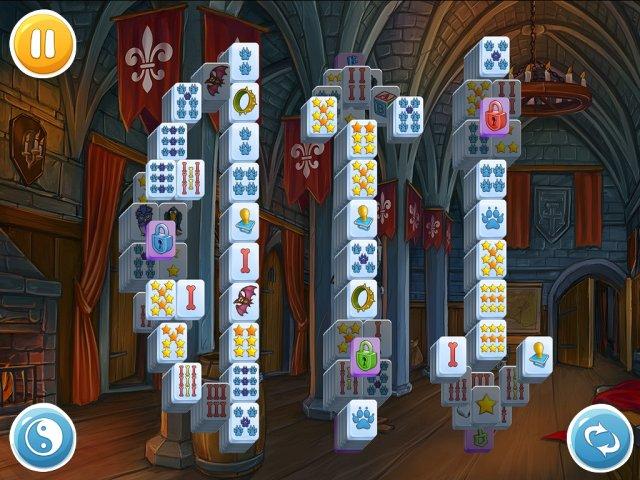 mahjong wolfs stories screenshot6 Маджонг. Волчьи истории