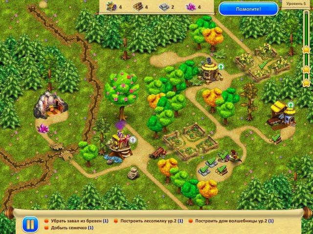 gnomes garden screenshot2 Сад гномов