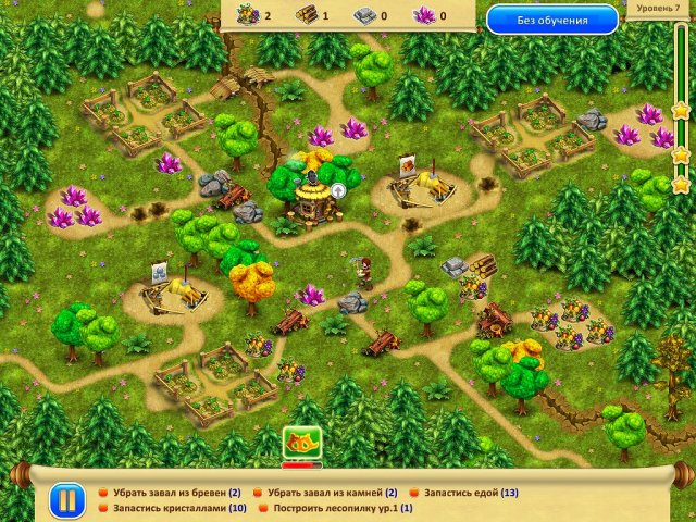 gnomes garden screenshot4 Сад гномов