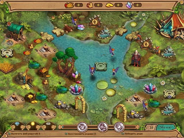 weather lord following the princess collectors edition screenshot0 Повелитель погоды. Вперед, за принцессой! Коллекционное издание