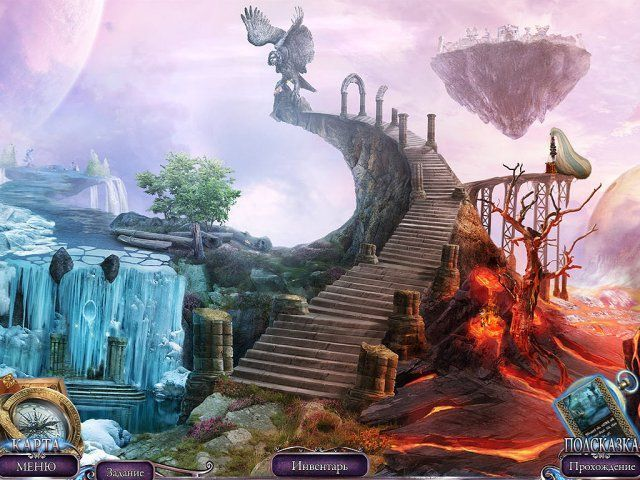 surface game of god collectors edition screenshot6 За гранью. Игра богов. Коллекционное издание