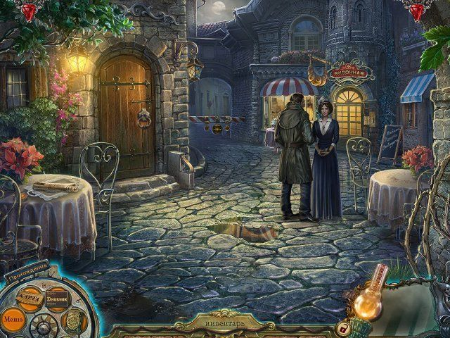dark tales edgar allan poes the mystery of marie roget collectors edition screenshot5 Темные истории. Эдгар Аллан По: Тайна Мари Роже. Коллекционное издание