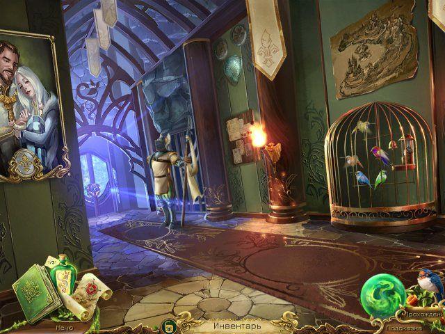 grim legends song of the dark swan collectors edition screenshot2 Мрачные легенды 2. Песня Темного лебедя. Коллекционное издание