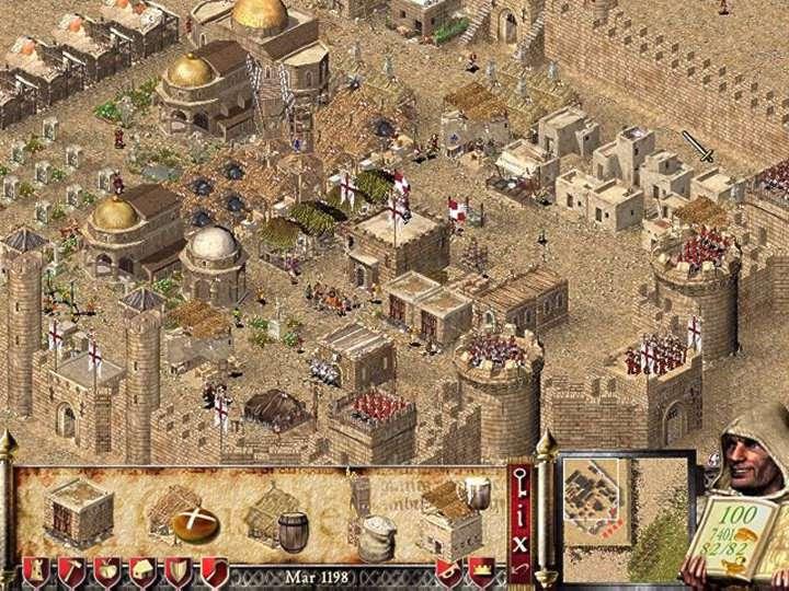 Скриншот из игры Stronghold: Crusader под номером 5. Смотреть полную версию скриншота из